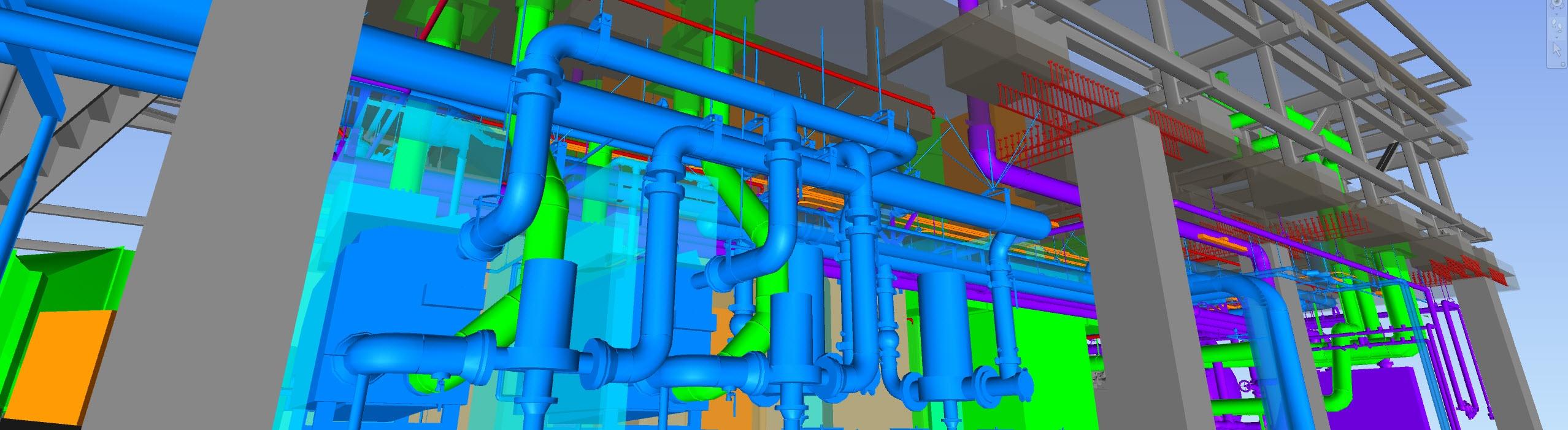 BIM Plumbing Design