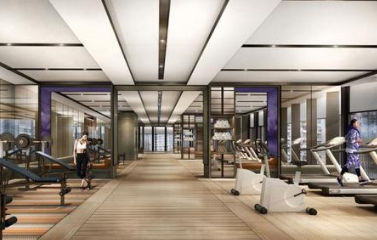 Fitness Studio (Four Season Resort) 2