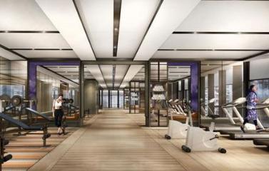 Fitness Studio (Four Season Resort) 2