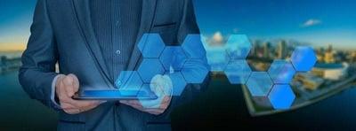 Building Information Modeling on tablet