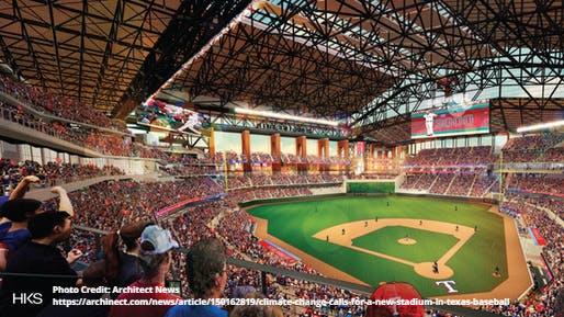 Texas Rangers Stadium - 1
