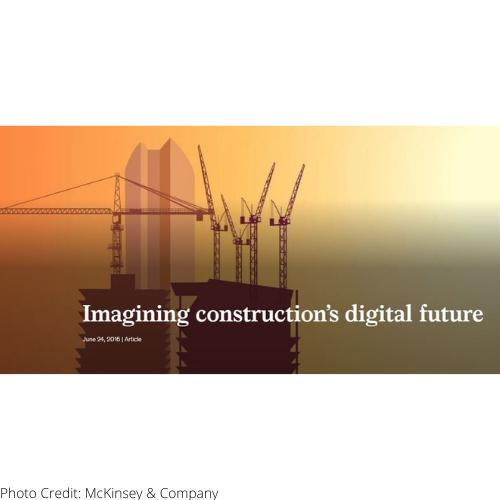 Imagining construction's digital future