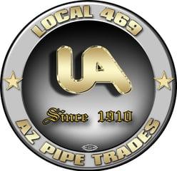 UA 469 logo