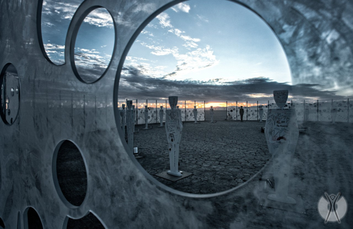 Burning Man Art Installation 2
