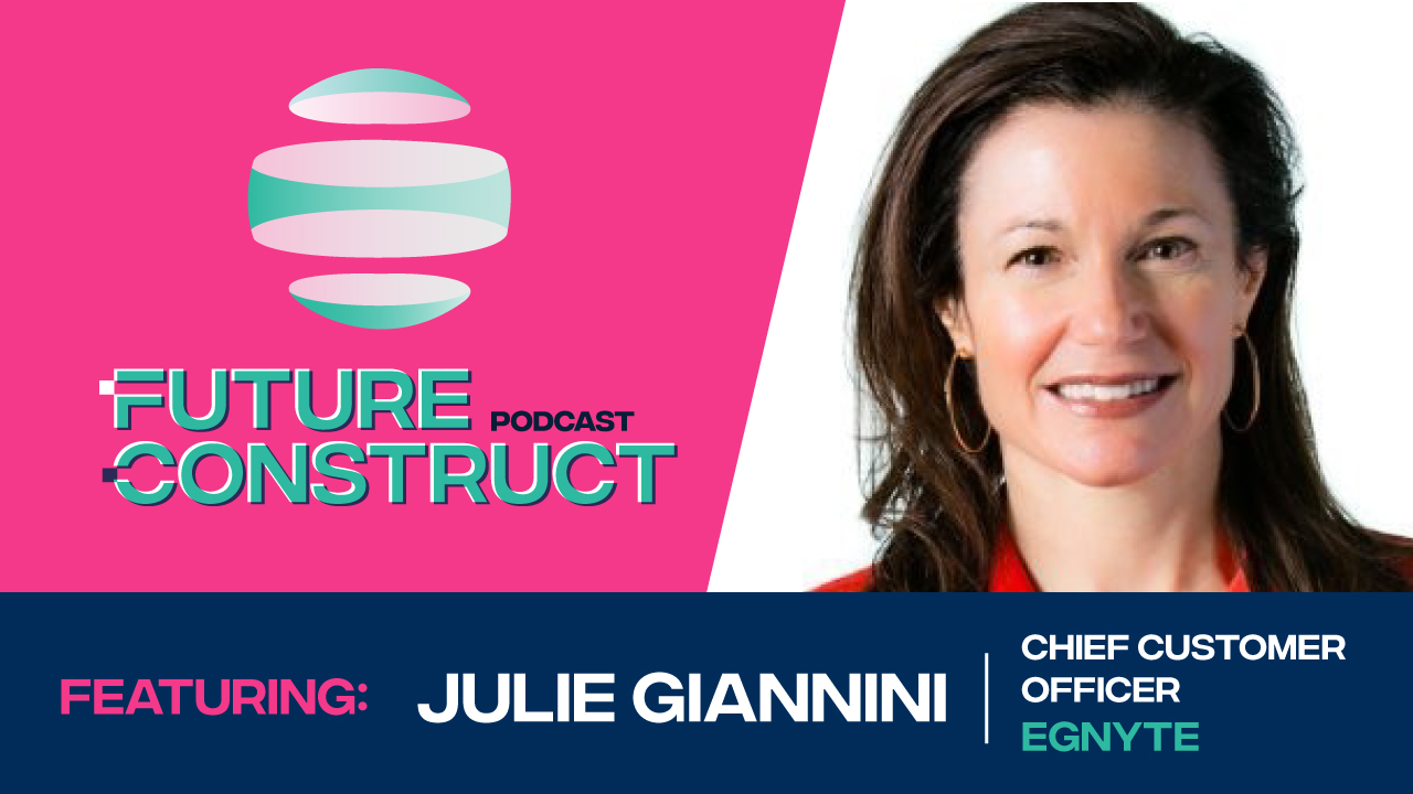 Future Construct Interview - Julie Giannini